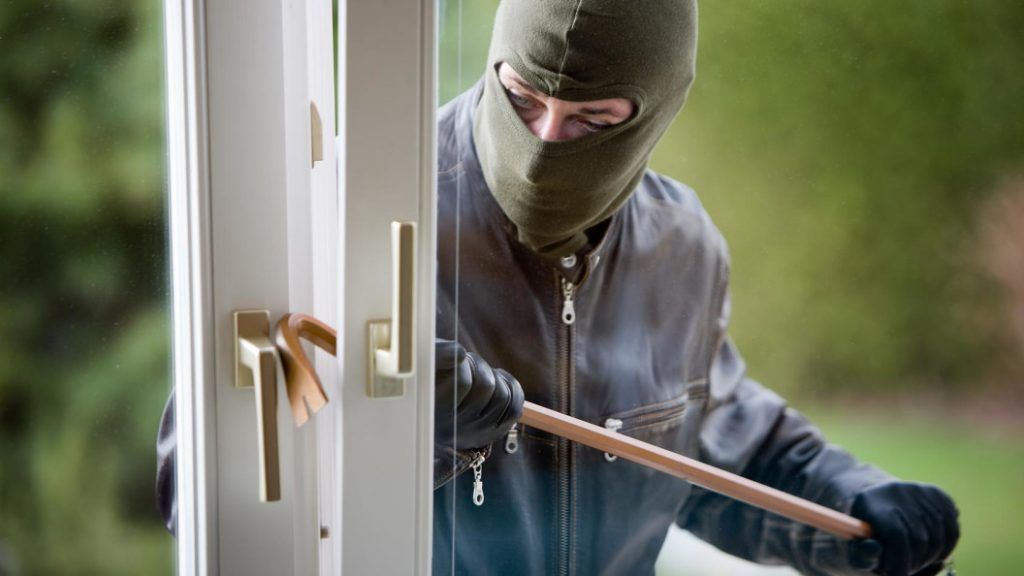 prevent a burglary