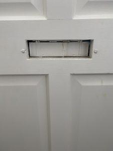 Letterbox-burglary